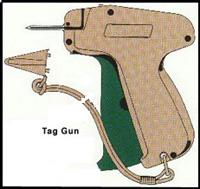 1 pic~Standard Tagging Tag Guns Needles~#302R~ Regular